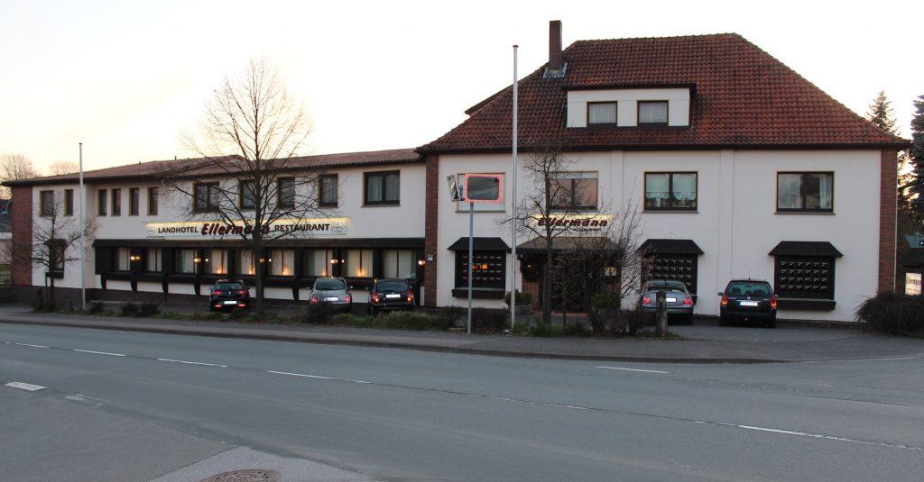 Hotel in Vlotho - Exter - Landhotel Ellermann